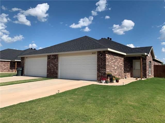 6025 Jennings Drive, Abilene, TX 79606 (MLS #14140761) :: Lynn Wilson with Keller Williams DFW/Southlake