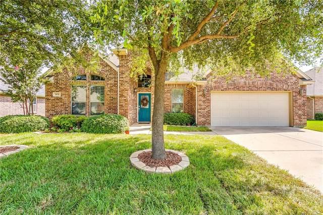431 Hummingbird Trail, Crowley, TX 76036 (MLS #14140801) :: The Mitchell Group