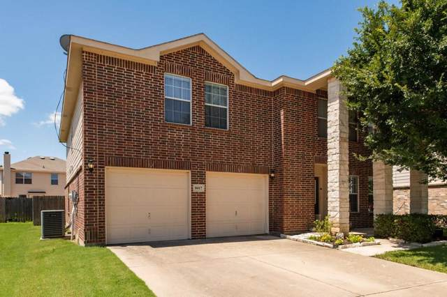 8417 Star Thistle Drive, Fort Worth, TX 76179 (MLS #14141181) :: Lynn Wilson with Keller Williams DFW/Southlake