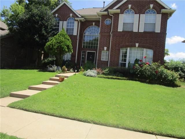 10801 Alexandria Drive, Frisco, TX 75035 (MLS #14141187) :: Lynn Wilson with Keller Williams DFW/Southlake