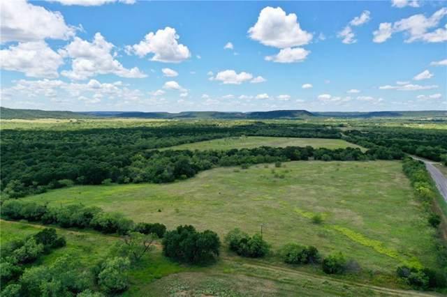 000 Fm 919 Road, Gordon, TX 76453 (MLS #14141229) :: Kimberly Davis & Associates