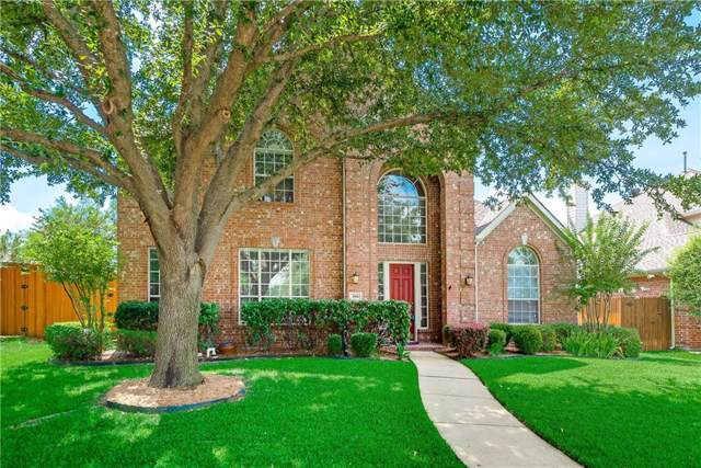 403 Mainsail Drive, Allen, TX 75013 (MLS #14141364) :: Vibrant Real Estate