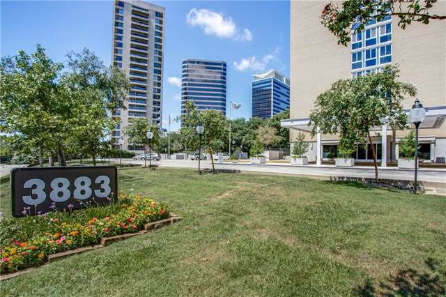 3883 Turtle Creek Boulevard #2117, Dallas, TX 75219 (MLS #14141497) :: HergGroup Dallas-Fort Worth