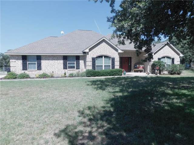 116 Woody Creek Drive, Springtown, TX 76082 (MLS #14141568) :: RE/MAX Town & Country