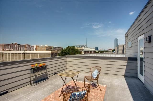 1203 Silver Mill Drive, Dallas, TX 75215 (MLS #14141588) :: Vibrant Real Estate