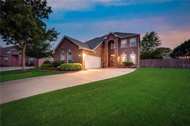 1320 Blue Gill Court, Crowley, TX 76036 (MLS #14142827) :: The Mitchell Group