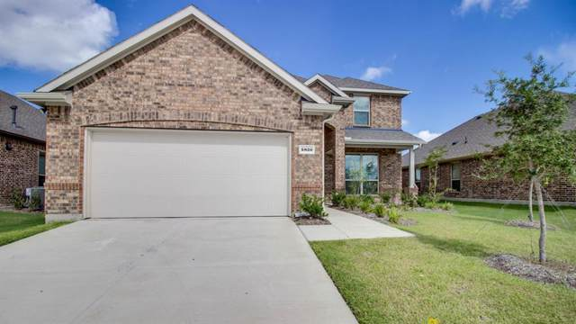 5820 Melville Lane, Forney, TX 75126 (MLS #14142883) :: RE/MAX Town & Country