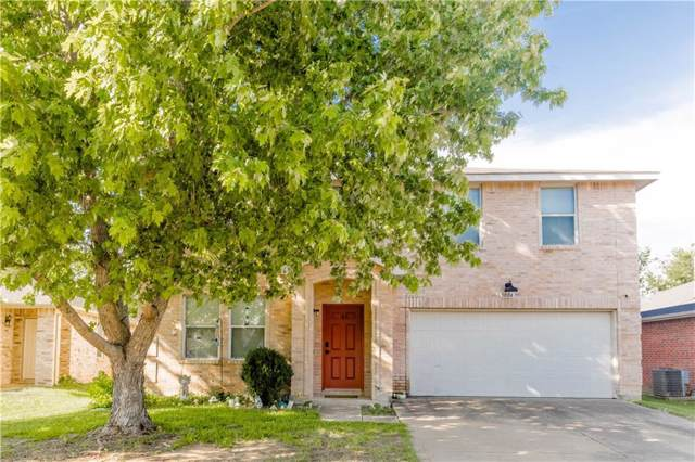 5804 Glenshee Drive, Fort Worth, TX 76135 (MLS #14142896) :: Hargrove Realty Group
