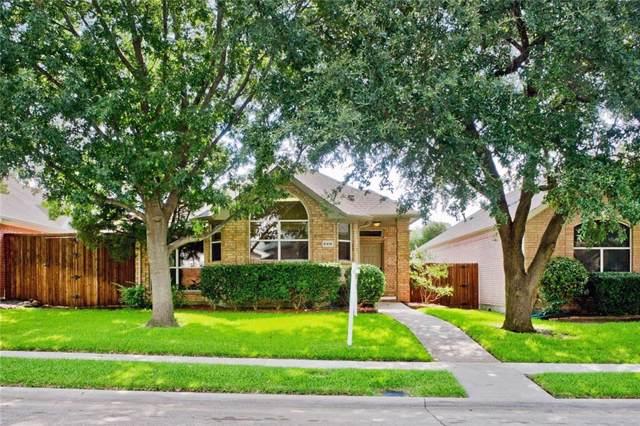 6916 Barbican Drive, Plano, TX 75023 (MLS #14142901) :: The Tierny Jordan Network