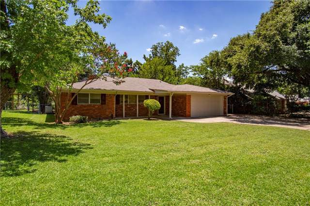 5233 Cockrell Avenue, Fort Worth, TX 76133 (MLS #14142980) :: The Mitchell Group