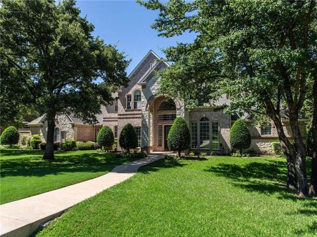 5508 Clear Creek Drive, Flower Mound, TX 75022 (MLS #14143000) :: Real Estate By Design