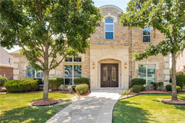 4165 Catawba Avenue, Carrollton, TX 75010 (MLS #14143133) :: Tenesha Lusk Realty Group