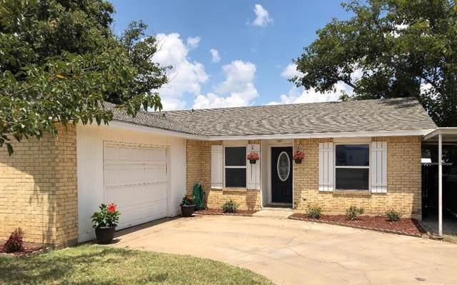 1408 Royal Lane, Cisco, TX 76437 (MLS #14143219) :: The Chad Smith Team
