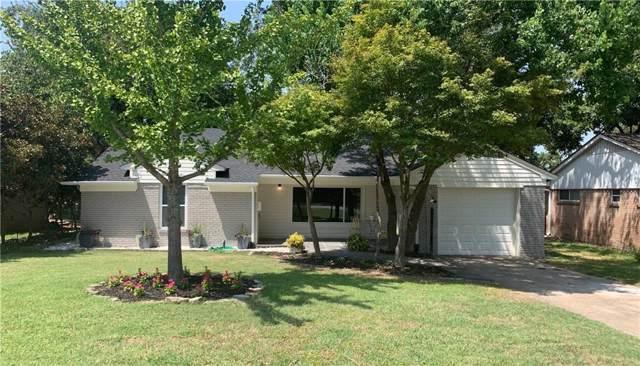 504 Hyde Park Drive, Richardson, TX 75080 (MLS #14143484) :: Frankie Arthur Real Estate