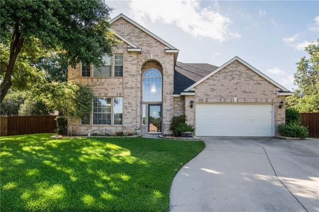 1400 Trinity Court, Flower Mound, TX 75028 (MLS #14143539) :: Lynn Wilson with Keller Williams DFW/Southlake