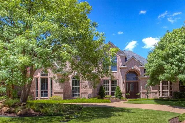 6432 Elm Crest Court, Fort Worth, TX 76132 (MLS #14143591) :: RE/MAX Town & Country