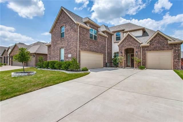 145 Stevenson Drive, Fate, TX 75087 (MLS #14143654) :: The Good Home Team