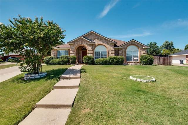 409 Danmire Drive, Murphy, TX 75094 (MLS #14143661) :: Lynn Wilson with Keller Williams DFW/Southlake