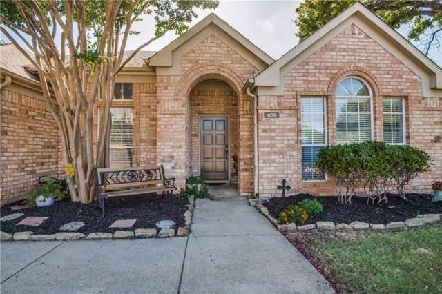 409 Creekside Drive, Hurst, TX 76053 (MLS #14143670) :: Lynn Wilson with Keller Williams DFW/Southlake