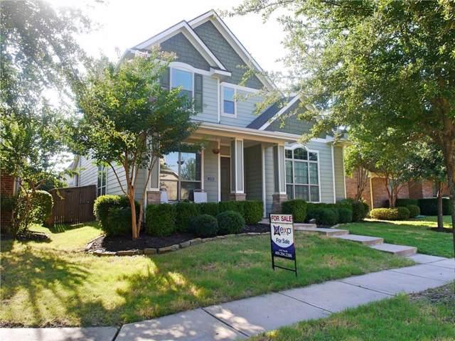 3305 Heritage Drive, Melissa, TX 75454 (MLS #14143689) :: The Good Home Team