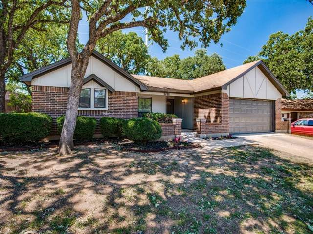 3408 Meadow Wood Court, Bedford, TX 76021 (MLS #14143731) :: Vibrant Real Estate