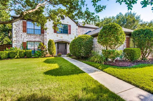 1401 Mimosa Court, Flower Mound, TX 75028 (MLS #14143768) :: RE/MAX Town & Country
