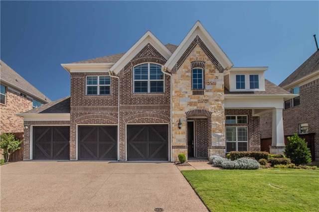 813 Southern Hills Way, Aubrey, TX 76227 (MLS #14143844) :: Vibrant Real Estate