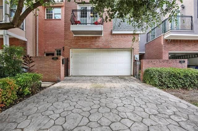 5709 Lewis Street, Dallas, TX 75206 (MLS #14143923) :: Bray Real Estate Group