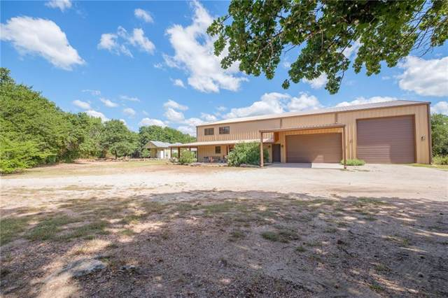 402 County Road 1745, Chico, TX 76431 (MLS #14144242) :: The Heyl Group at Keller Williams