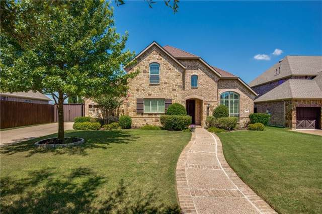 2236 Lady Cornwall Drive, Lewisville, TX 75056 (MLS #14144309) :: RE/MAX Town & Country