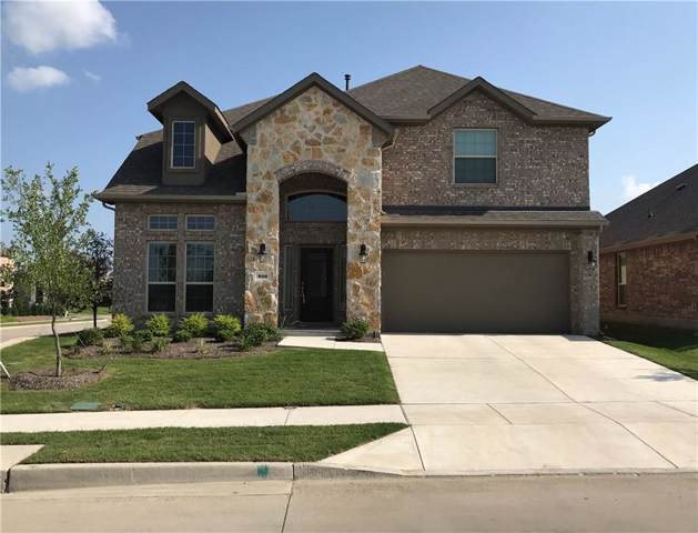 949 Bluebird Way, Celina, TX 75009 (MLS #14144354) :: Vibrant Real Estate
