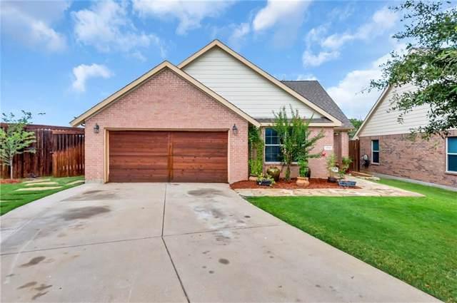 170 Angus Drive, Cross Roads, TX 76227 (MLS #14144625) :: The Heyl Group at Keller Williams