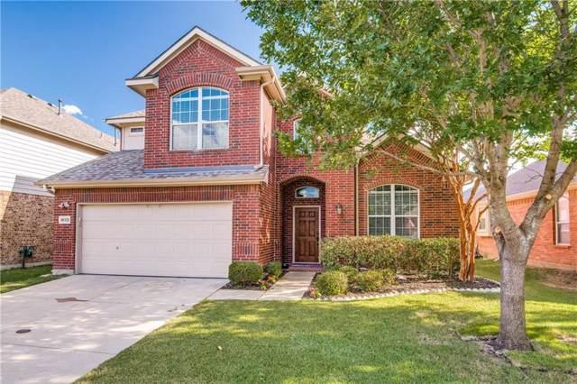 10321 Cochron Drive, Mckinney, TX 75072 (MLS #14144886) :: The Good Home Team