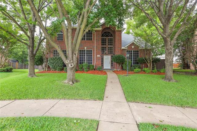 1328 Greenleaf Circle, Plano, TX 75025 (MLS #14145003) :: The Rhodes Team