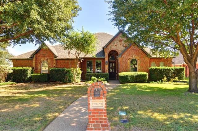 12 Crestlake Court, Mansfield, TX 76063 (MLS #14145005) :: The Tierny Jordan Network