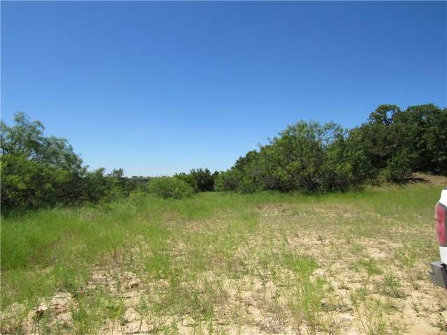 TBD1 Burwick Road, Bryson, TX 76458 (MLS #14145189) :: The Tierny Jordan Network