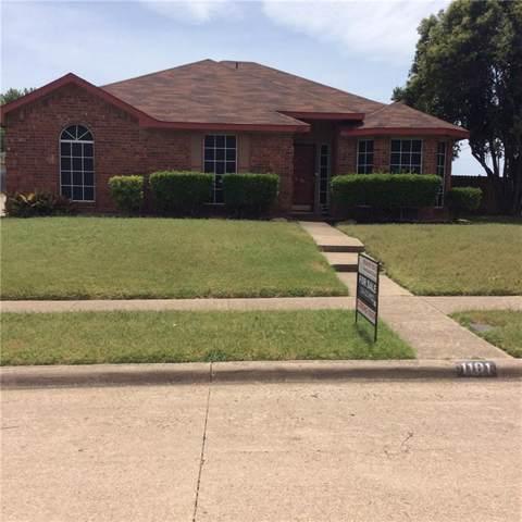 1101 Grounds Road, Cedar Hill, TX 75104 (MLS #14145268) :: Kimberly Davis & Associates
