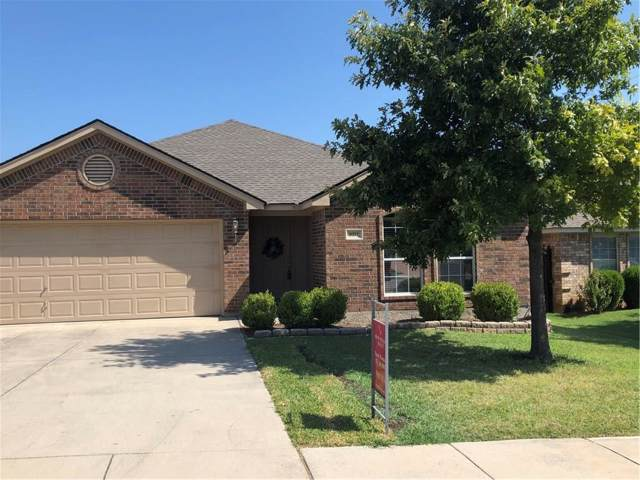 9212 Nathan Drive, White Settlement, TX 76108 (MLS #14145270) :: The Chad Smith Team
