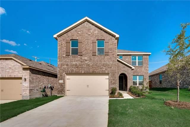 2608 Wheeler, Aubrey, TX 76227 (MLS #14145592) :: Real Estate By Design