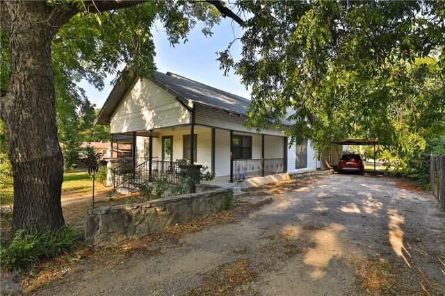 210 Stephens Street, Clyde, TX 79510 (MLS #14145905) :: The Paula Jones Team | RE/MAX of Abilene