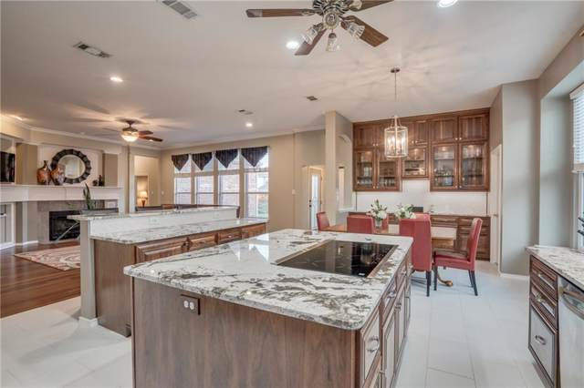 8515 Brown Stone Lane, Frisco, TX 75033 (MLS #14146164) :: Hargrove Realty Group