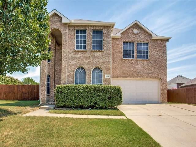 8924 Saratoga Road, Fort Worth, TX 76244 (MLS #14146217) :: Frankie Arthur Real Estate