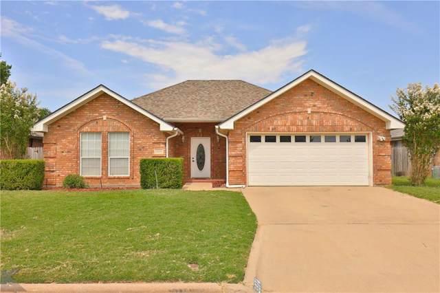 3874 Trinity Lane, Abilene, TX 79602 (MLS #14146276) :: The Real Estate Station