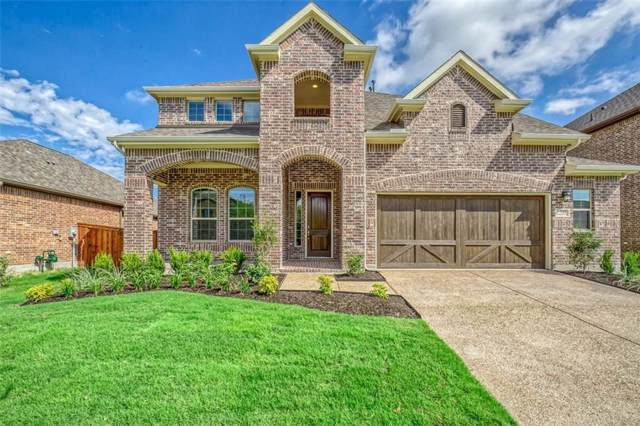 713 Wilmington Lane, Savannah, TX 76227 (MLS #14146780) :: Real Estate By Design