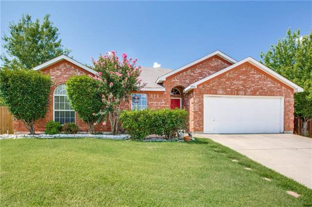 7933 Rattlers Court, Arlington, TX 76002 (MLS #14147000) :: Baldree Home Team