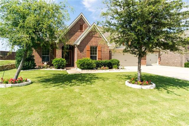 6128 Lamb Creek Drive, Fort Worth, TX 76179 (MLS #14147269) :: The Tierny Jordan Network
