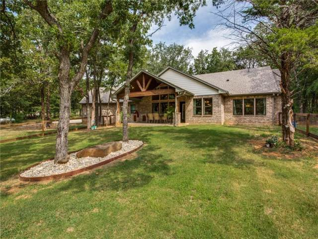 1851 Bloomfield Road, Valley View, TX 76272 (MLS #14147294) :: All Cities Realty
