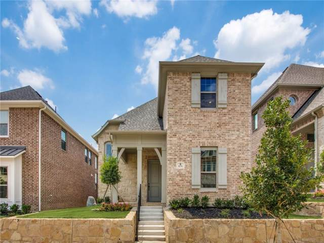 1271 Ocean Breeze Drive, Flower Mound, TX 75028 (MLS #14147369) :: Real Estate By Design