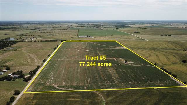 TBD NW County Road 4130, Frost, TX 76641 (MLS #14147496) :: The Heyl Group at Keller Williams