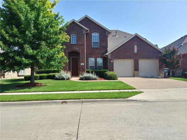 2619 Greyhawk Drive, Little Elm, TX 75068 (MLS #14147712) :: Kimberly Davis & Associates